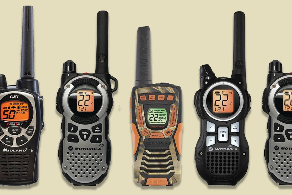 Best walkie talkie